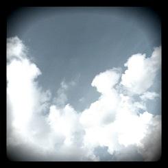 Wolkenwereld